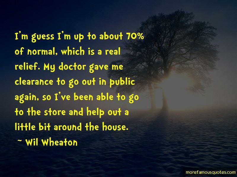 Around The House Quotes
