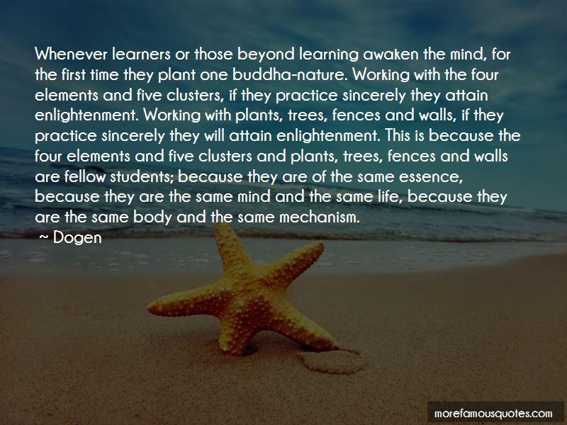 Awaken The Mind Quotes