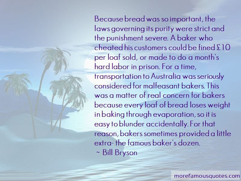 Baker Dozen Quotes