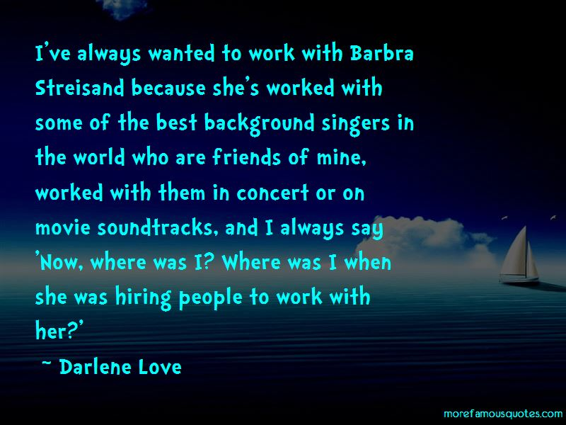 Barbra Streisand Movie Quotes