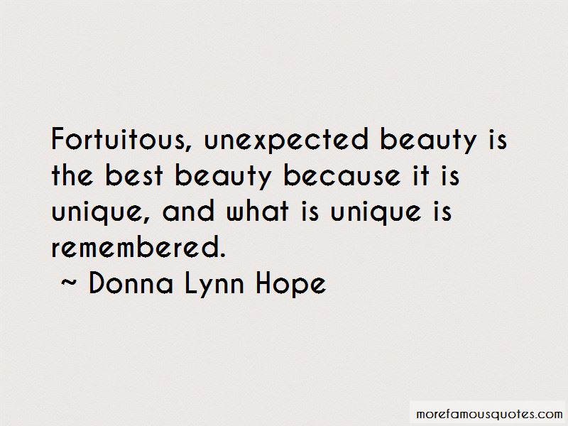 Beauty Is The Best Quotes