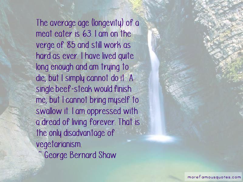 Beef Steak Quotes