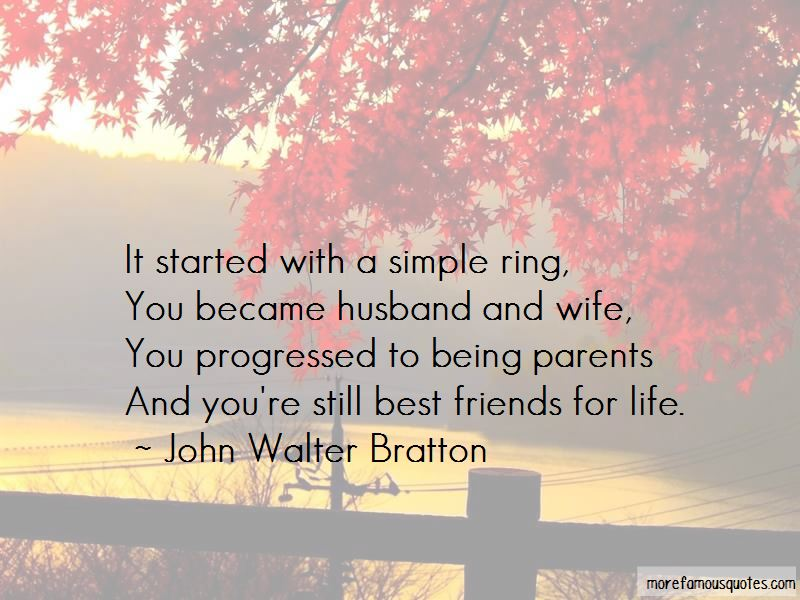 Best Friends For Life Husband And Wife Quotes: top 2 quotes ...