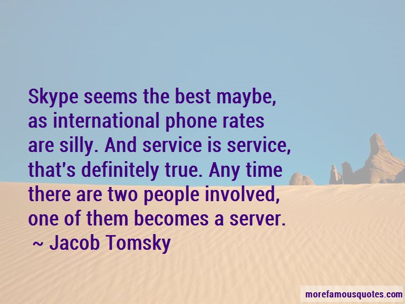 Best Maybe Quotes