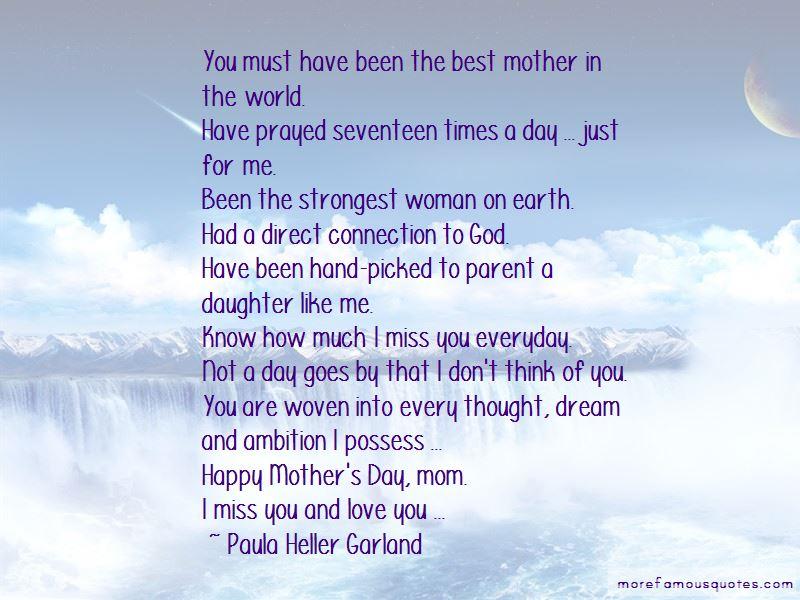 Best Mother Daughter Love Quotes. U201c