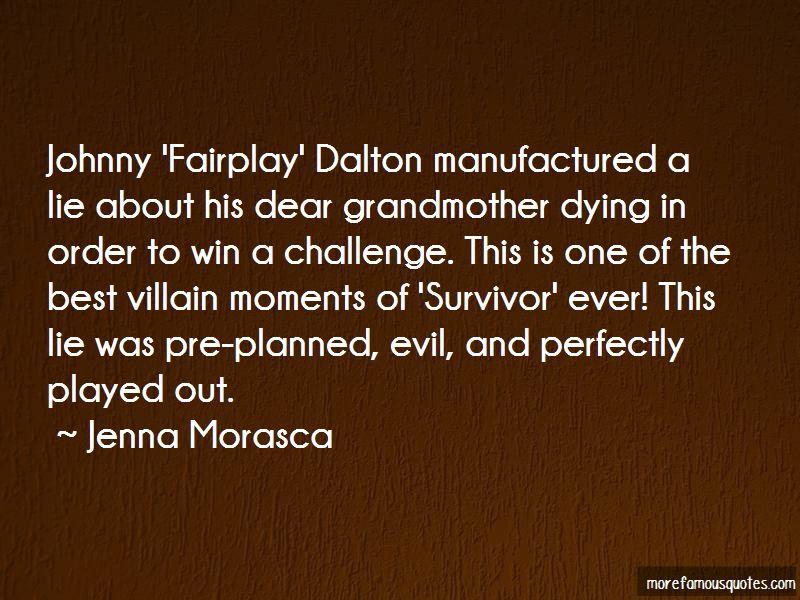 Best Villain Quotes