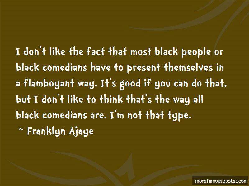 Black Comedians Quotes