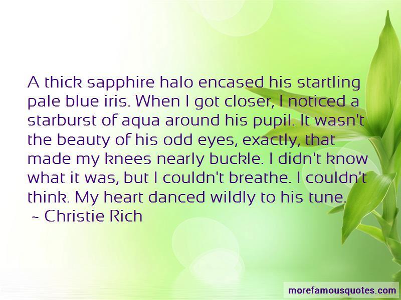 Blue Iris Quotes Pictures 2
