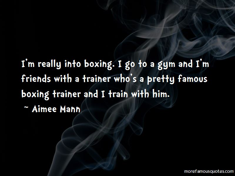 Boxing Trainer Quotes Pictures 4