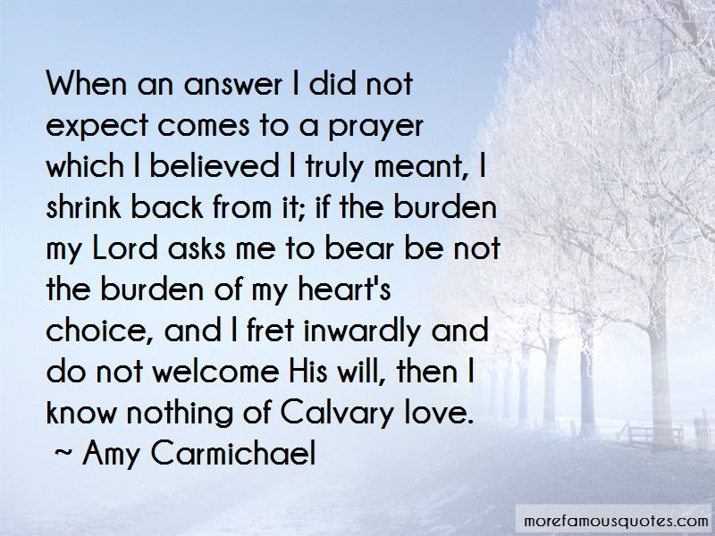 Calvary Love Quotes Pictures 4