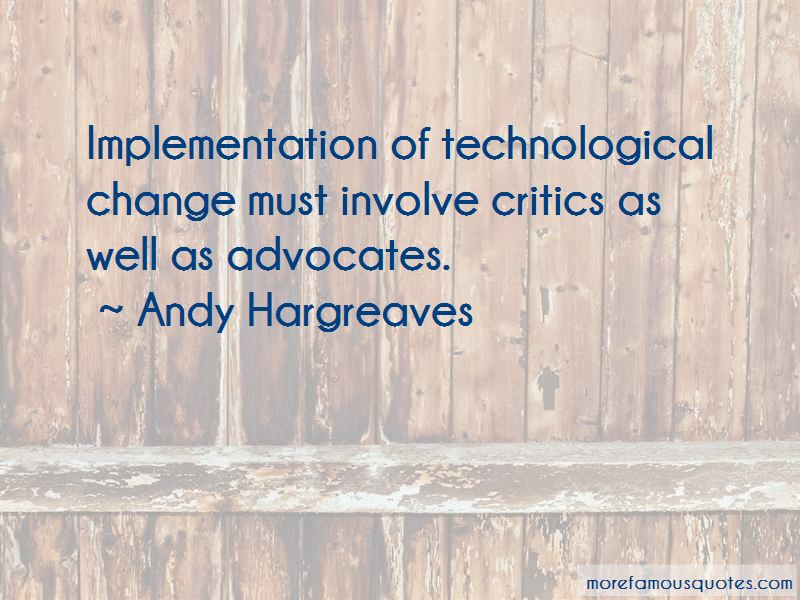 Change Implementation Quotes