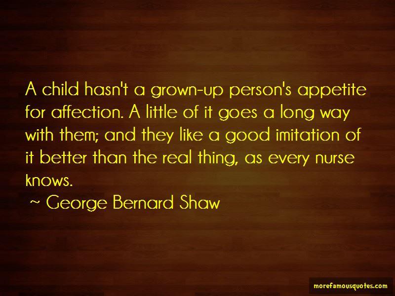 Child Imitation Quotes