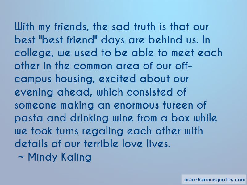 College Best Friends Quotes: top 9 quotes about College Best ...