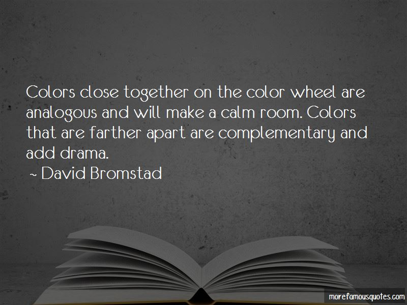 Complementary Color Quotes Top 2 Quotes About Complementary Color