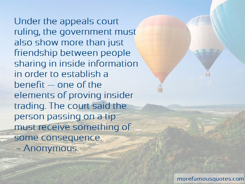 Court Ruling Quotes