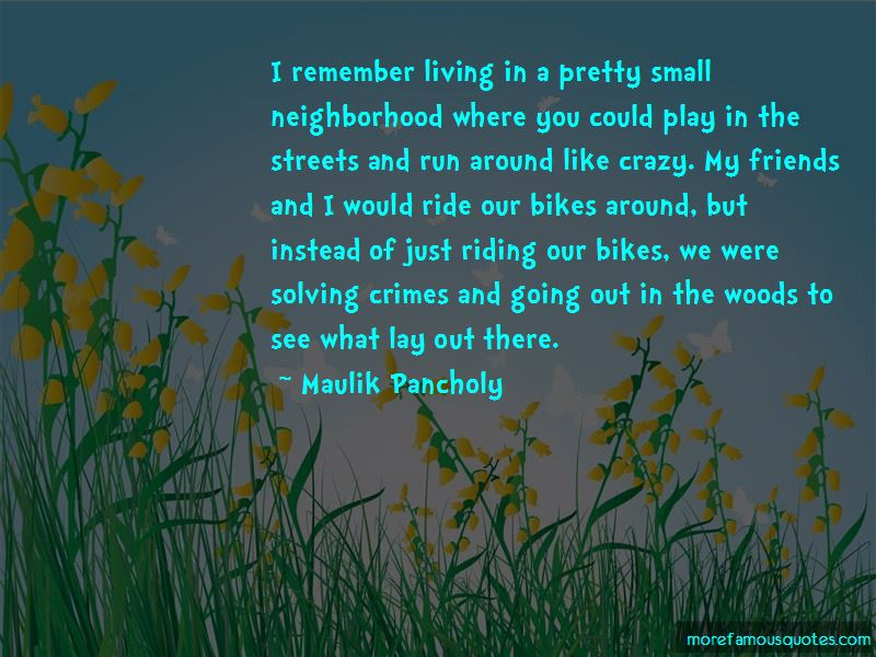 Crazy About Bikes Quotes