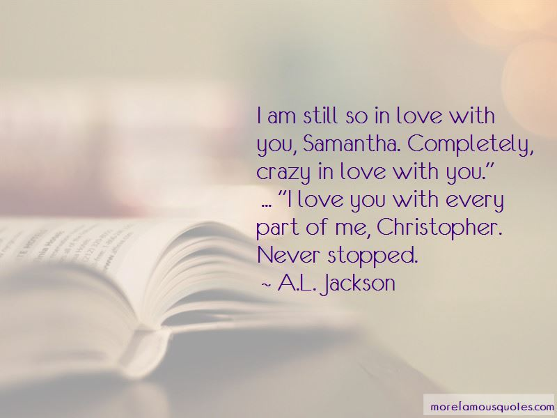 Crazy In Love Quotes