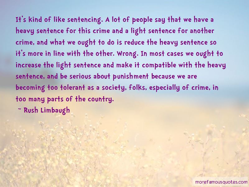 Crime And Punishment Society Quotes