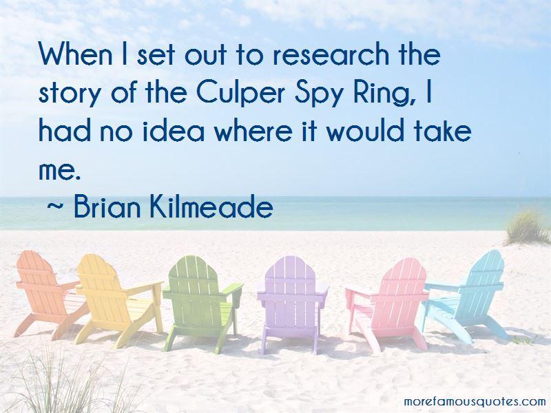 Culper Spy Ring Quotes