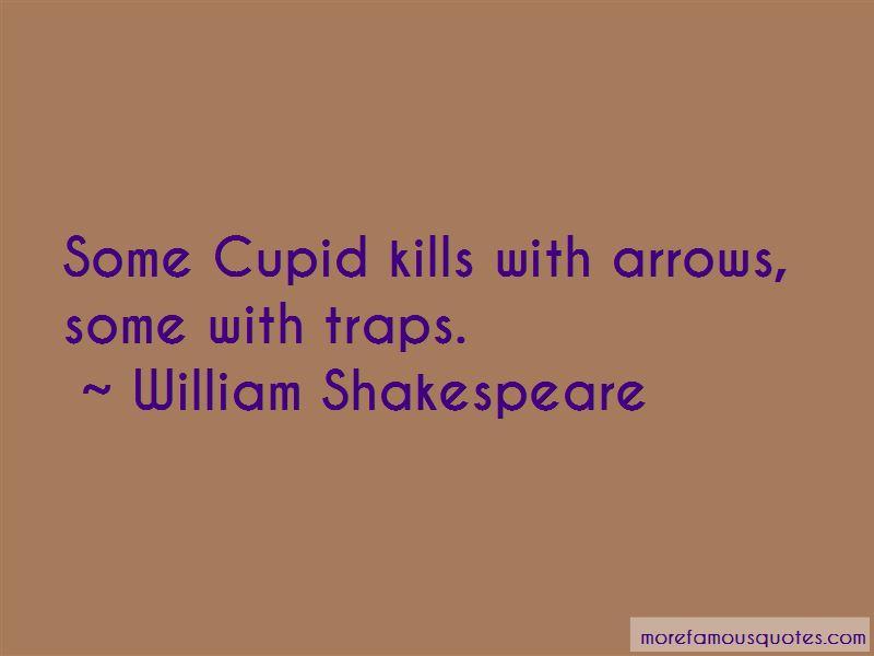 Cupid Arrows Quotes
