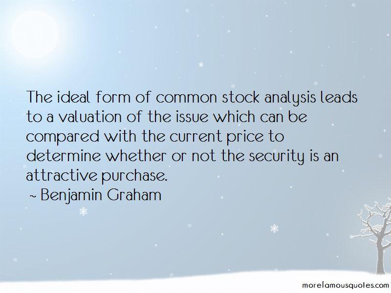Current Stock Price Quotes