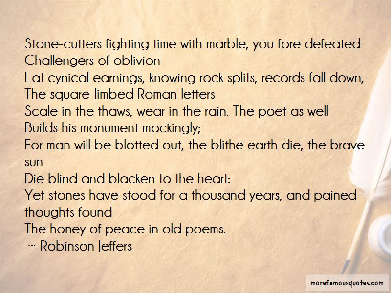 Cutters Poems Quotes