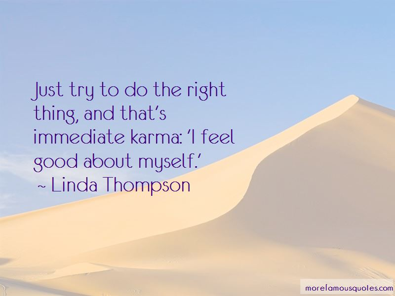 Do Good Karma Quotes Pictures 3