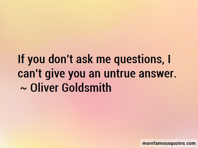 Don't Ask Me Questions Quotes Pictures 2