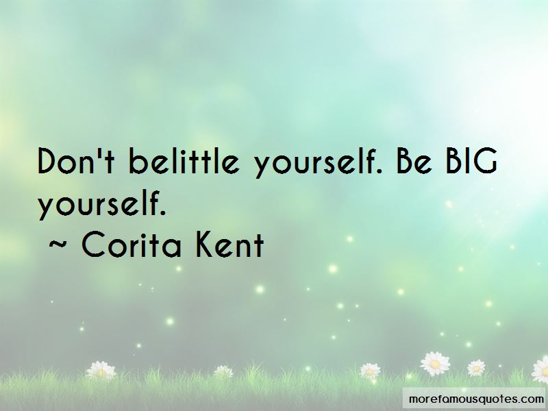 Don't Belittle Quotes Pictures 4
