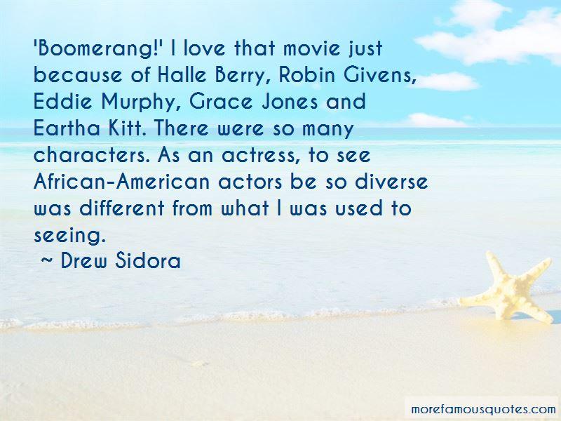 Eartha Kitt Movie Quotes