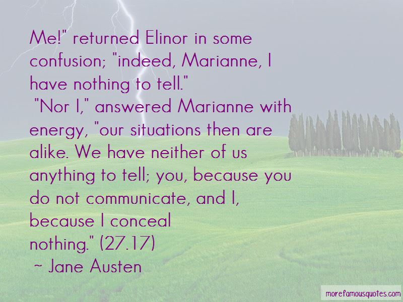compare and contrast elinor and marianne Compare and contrast ideas, themes, and important points from sense and sensibility by jane austen part of a comprehensive study guide by bookragscom.