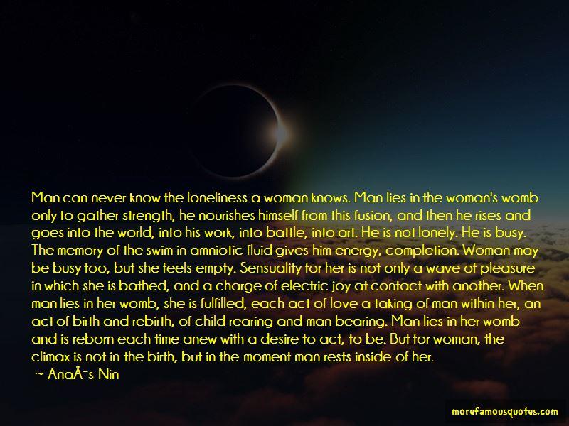 Empty Womb Quotes