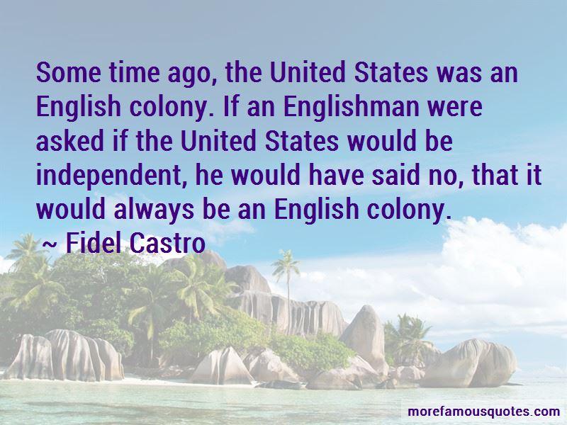 English Colony Quotes