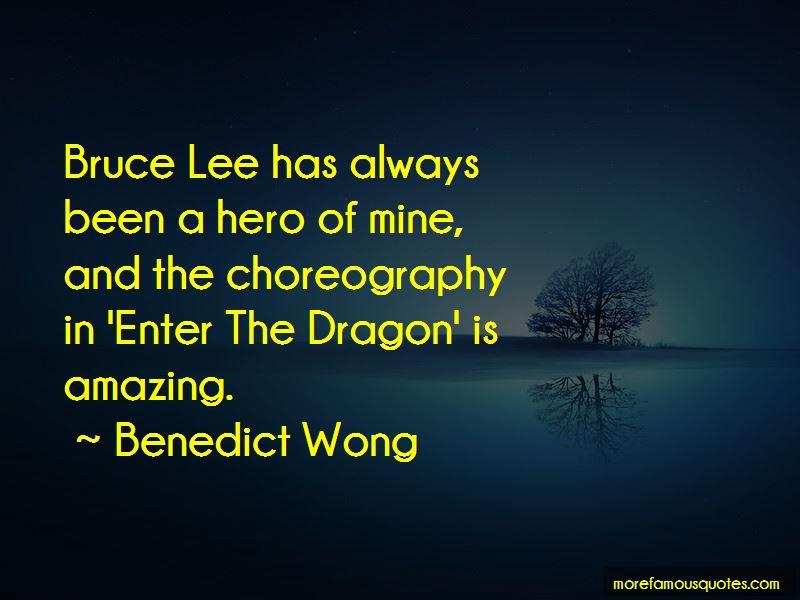 Enter The Dragon Quotes
