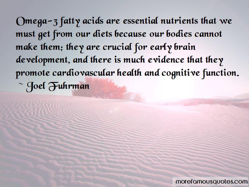 Essential Nutrients Quotes
