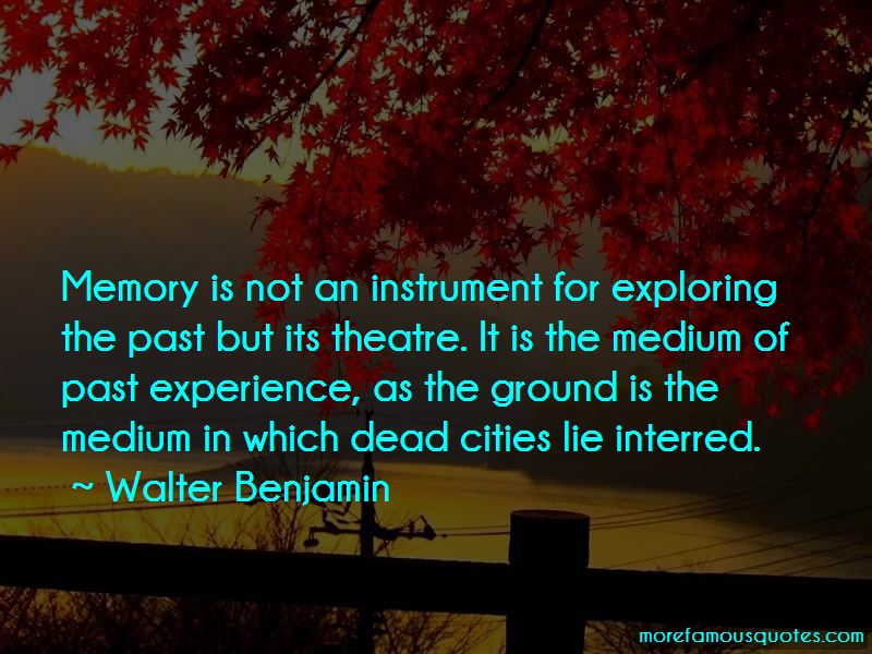 Exploring Cities Quotes Pictures 3