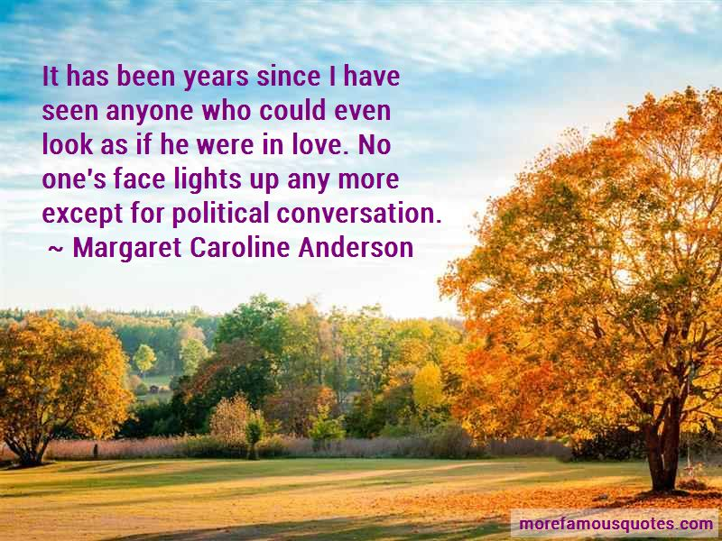Face Lights Up Quotes