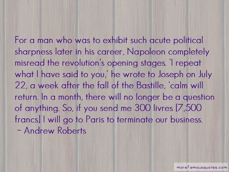 Fall Of Bastille Quotes