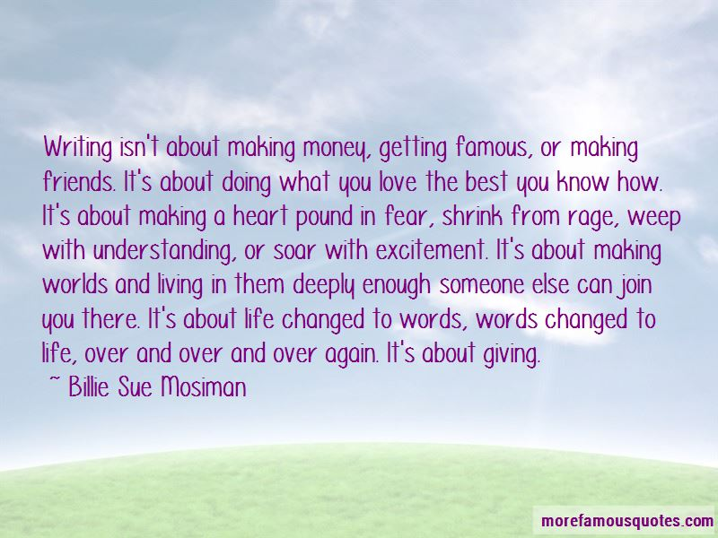 Famous Money Making Quotes