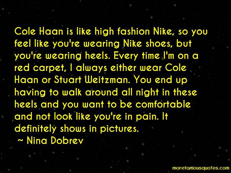Fashion Heels Quotes