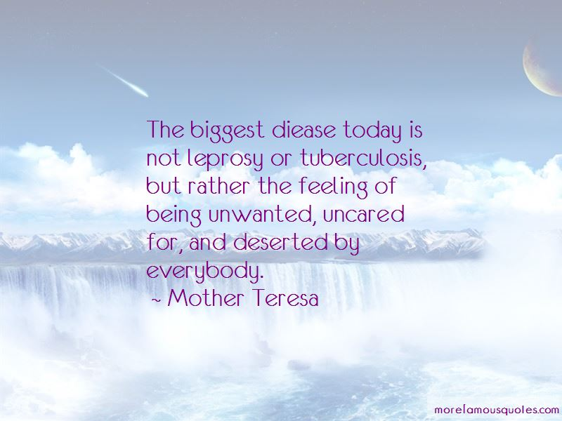 Feeling Uncared Quotes