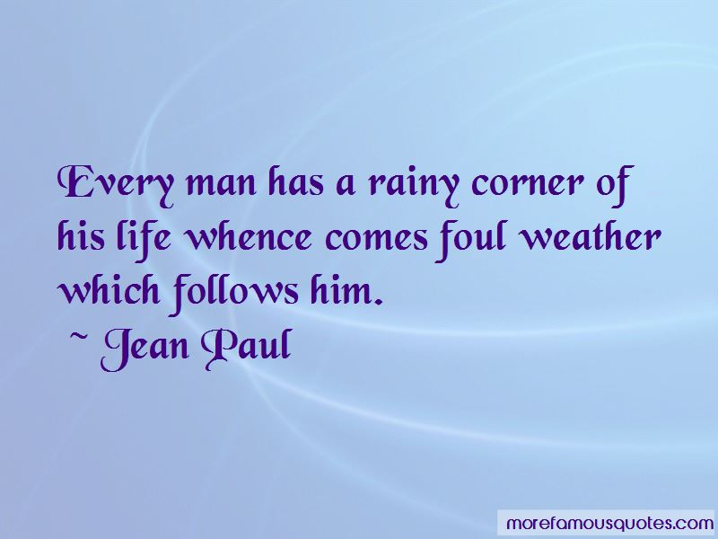 Foul Weather Quotes Pictures 3