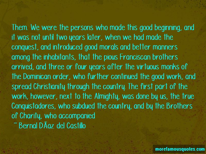 Franciscan Quotes