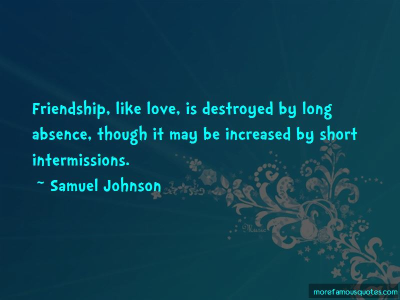 Friendship Destroyed By Love Quotes Pictures 3