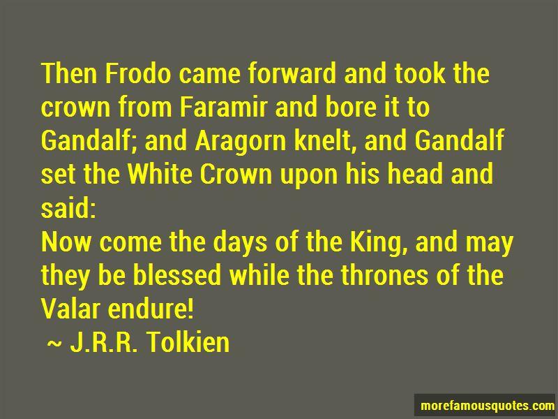 Gandalf Aragorn Quotes Pictures 2