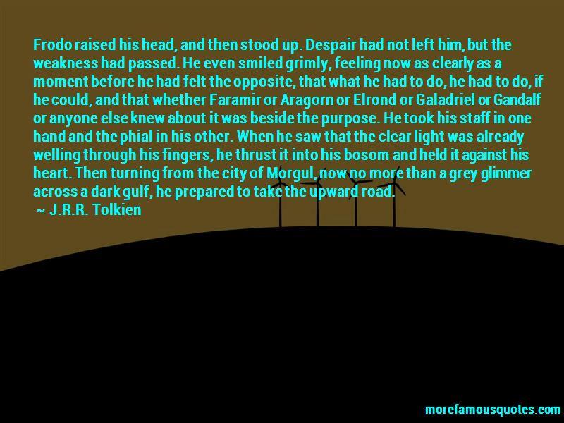 Gandalf Aragorn Quotes