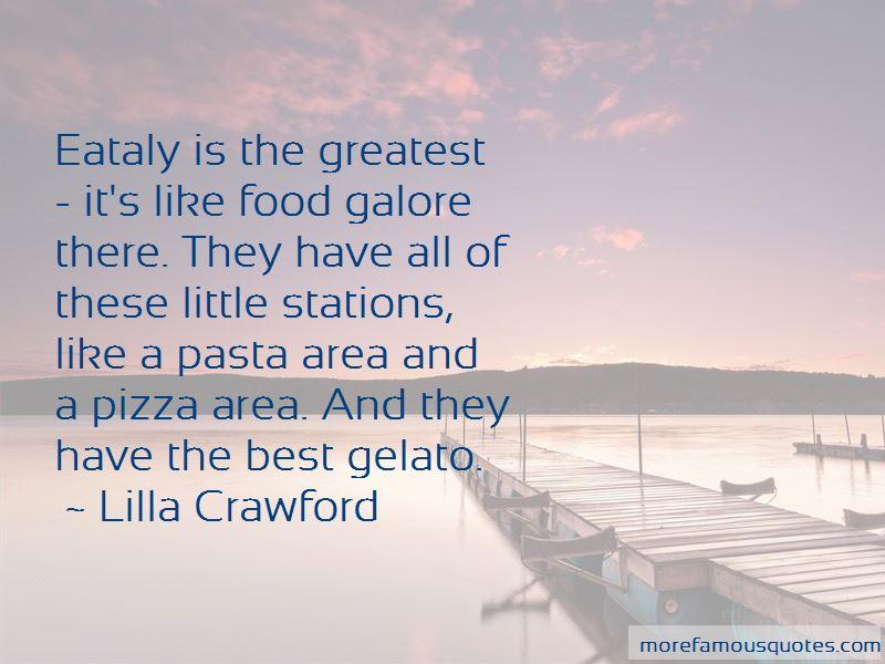 Gelato Best Quotes