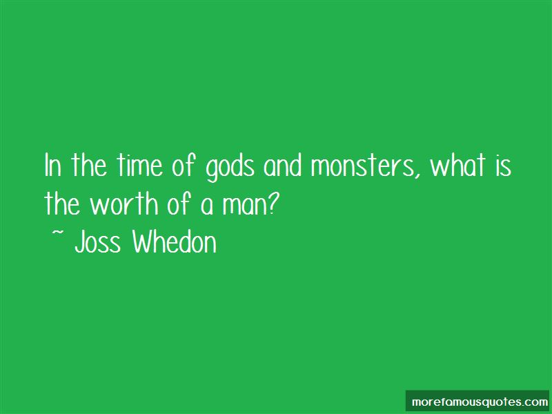Gods And Monsters Quotes Pictures 2