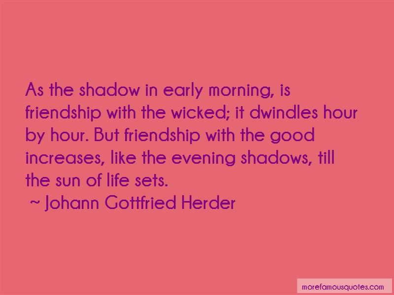 Good Evening Friendship Quotes: top 2 quotes about Good Evening ...