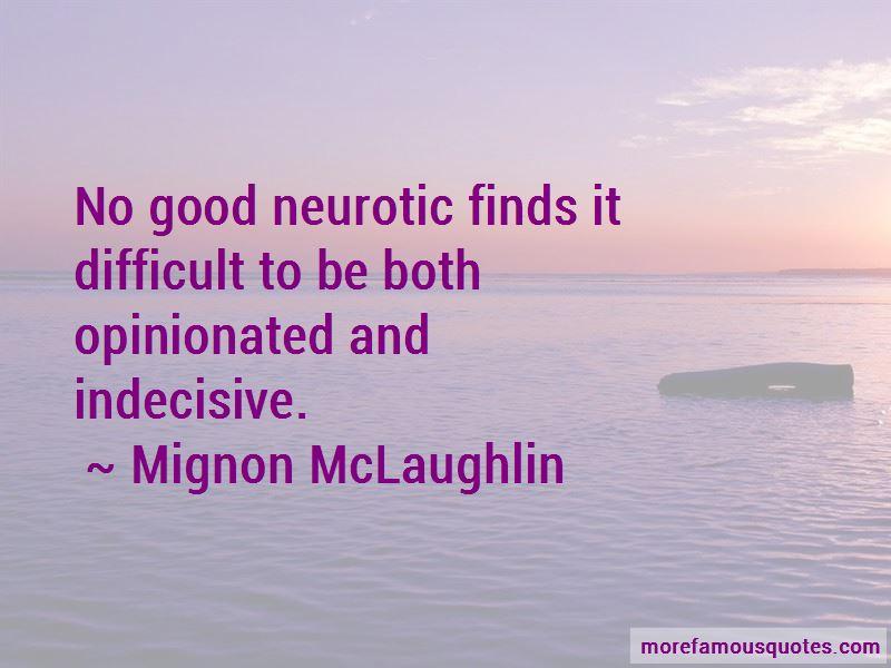 Good Neurotic Quotes